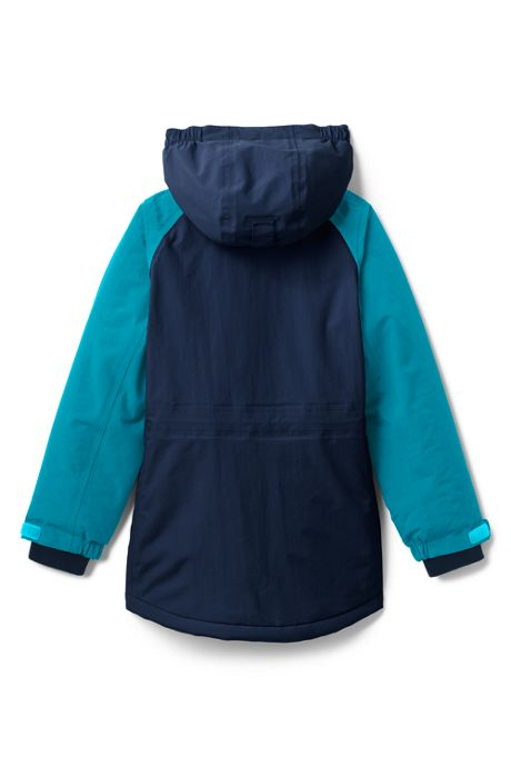 Girls Plus Squall Waterproof Winter Parka