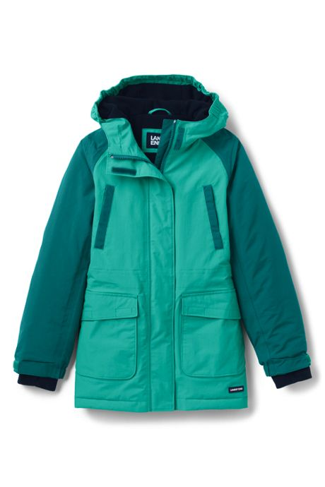 Little Girls Squall Waterproof Winter Parka