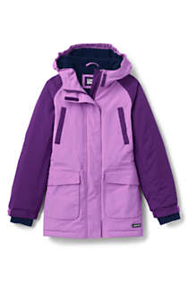 Girls Plus Squall Waterproof Winter Parka, Front