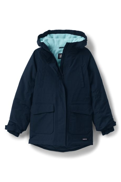 Girls Squall Waterproof Winter Parka