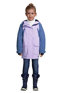 Girls Squall Waterproof Winter Parka, alternative image