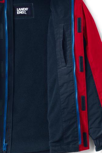 School Uniform Little Boys Squall Waterproof Winter Jacket
