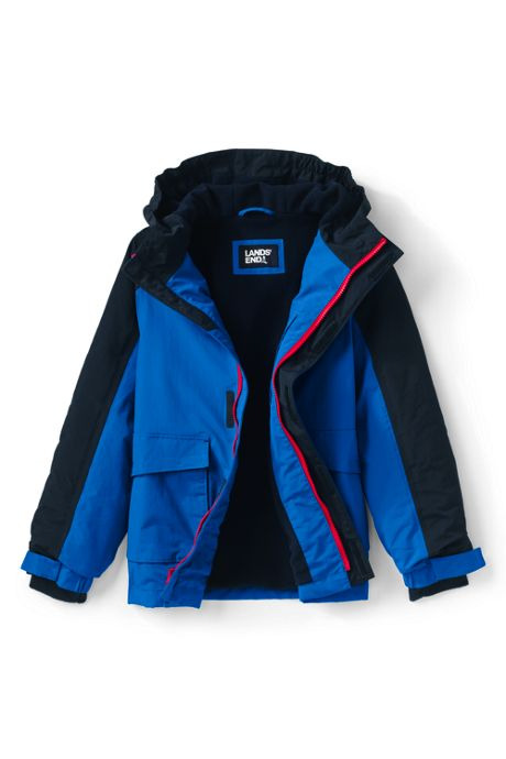 School Uniform Boys Squall Waterproof Winter Jacket