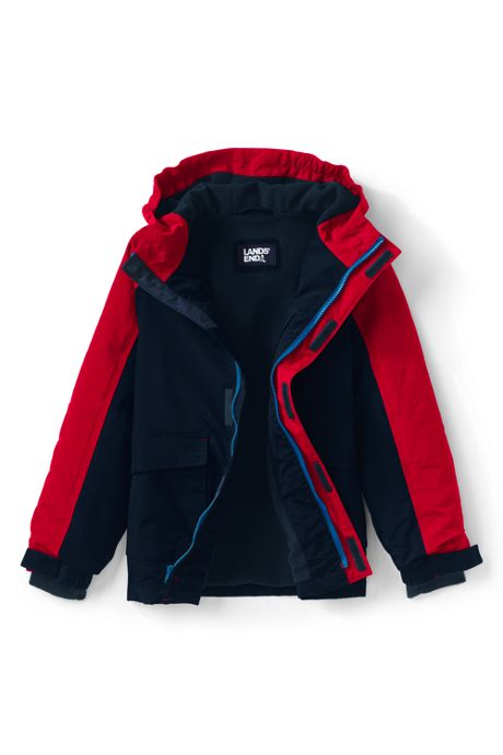 Boys Squall Waterproof Winter Jacket