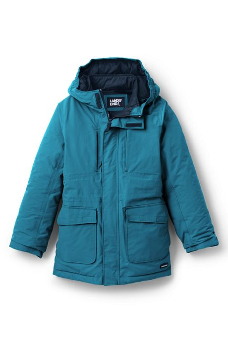 Kids Squall 3 in 1 Waterproof Winter Parka