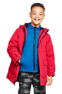 Kids Squall 3 in 1 Waterproof Winter Parka, alternative image