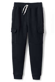 Boys Iron Knee Cargo Jogger Sweatpants