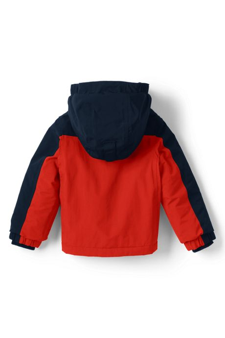 School Uniform Toddler Boys Squall Waterproof Winter Jacket