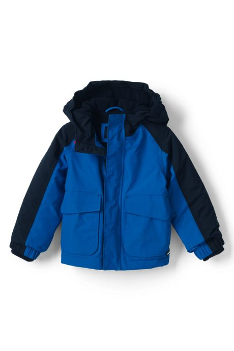 Toddler Boys Squall Waterproof Winter Jacket
