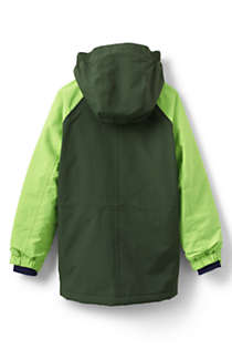 Toddler Boys Squall Waterproof Winter Parka, Back