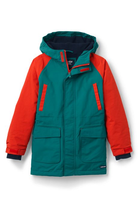 Boys Squall Waterproof Winter Parka