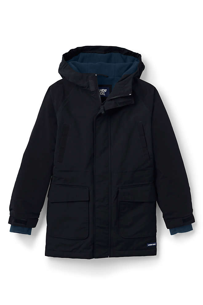 Boys Squall Waterproof Winter Parka, Front