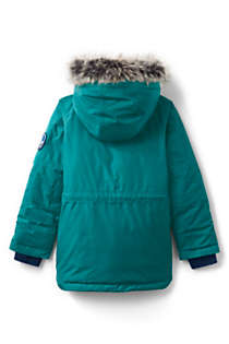 Kids Expedition Down Winter Parka, Back