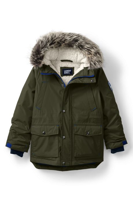Kids Husky Expedition Down Winter Parka