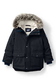 School Uniform Kids Husky Expedition Down Winter Parka