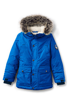 Expeditions-Parka für Kinder
