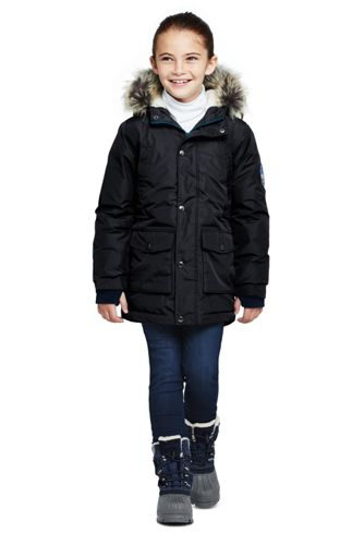 Kids Expedition Down Winter Parka