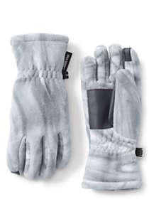 Kids Fleece Gloves   Lands' End
