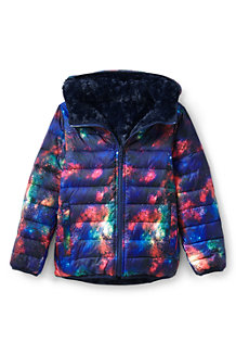 Kids' ThermoPlume Reversible Hooded Jacket