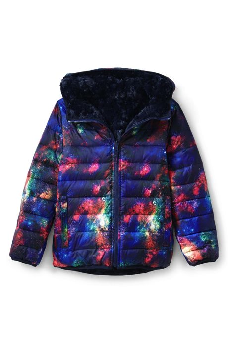 Big Kids Reversible Jacket