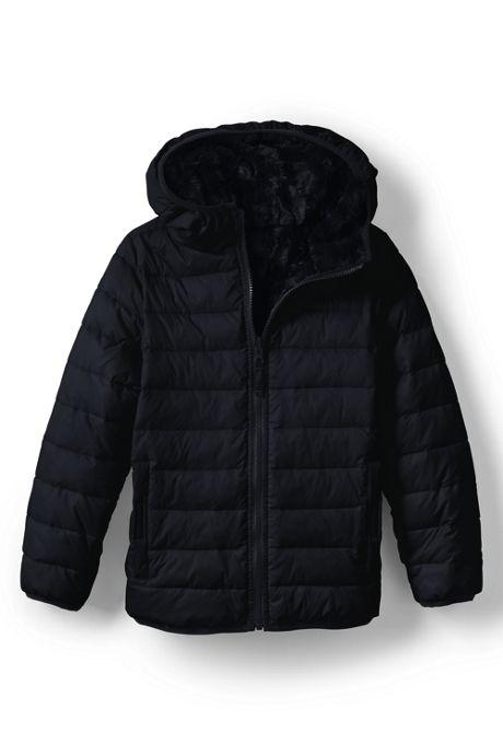 School Uniform Little Kids Reversible Jacket