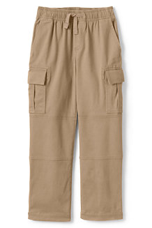 Pantalon Cargo Stretch Iron Knees, Garçon
