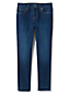 Jean Skinny Stretch Iron Knees Ourlets Effilochés, Fille