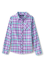 Little Girls Flannel Shirt