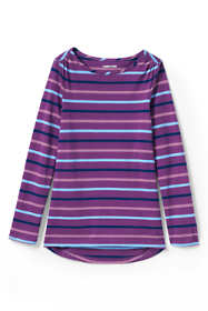 Girls Plus Size Tunic Top