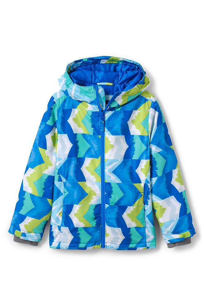 Big Kids Winter Jacket, Front