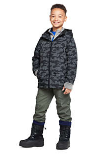Big Kids Winter Jacket, Unknown