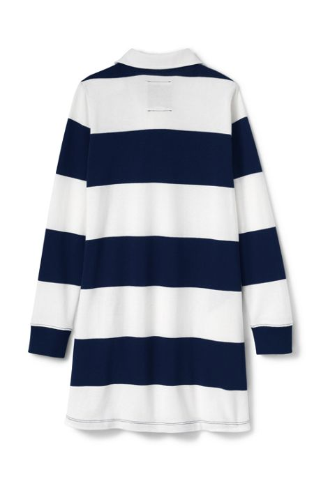 Girls Rugby Shirt Dress