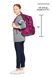 School Uniform Kids ClassMate Extra Large Backpack, Front