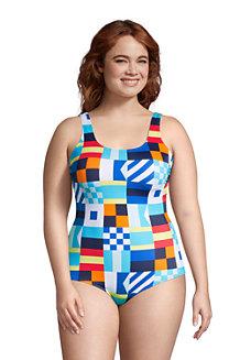 Women's Chlorine Resistant Tugless Swimsuit