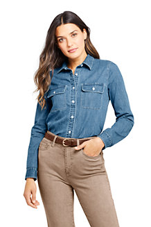 f2223c550b Women's Blouses, Stylish & Quality Blouses for Women | Lands' End