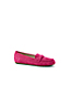 Women's Suede Comfort Penny Loafers
