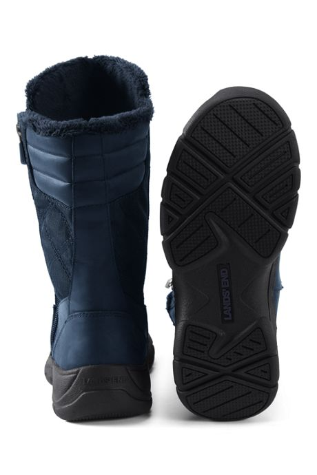 School Uniform Women's Insulated All Weather Winter Snow Boots