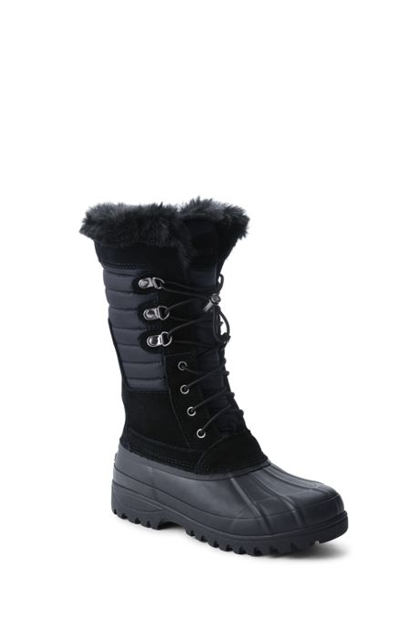 School Uniform Women's Squall Insulated Winter Snow Boots