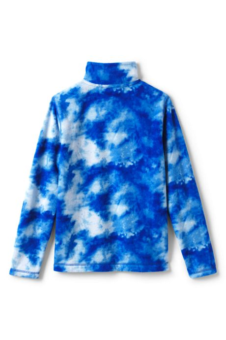 Big Kids Fleece Quarter Zip