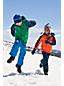 Bonnet Péruvien Doublé en Polaire Sherpa, Enfant