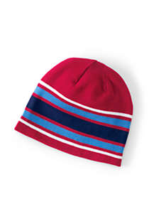 Kids Reversible Knit Beanie, alternative image