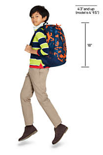 School Uniform Kids TechPack Large Backpack, Unknown