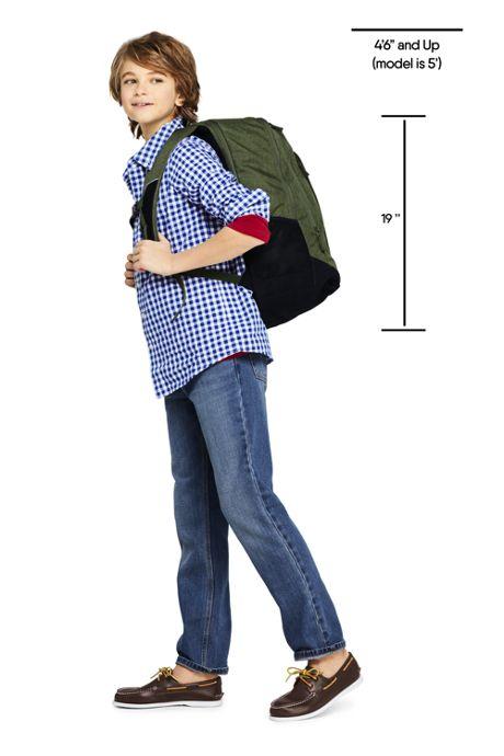 School Uniform Kids TechPack Extra Large Backpack