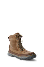 School Uniform Men's Insulated Winter Boots