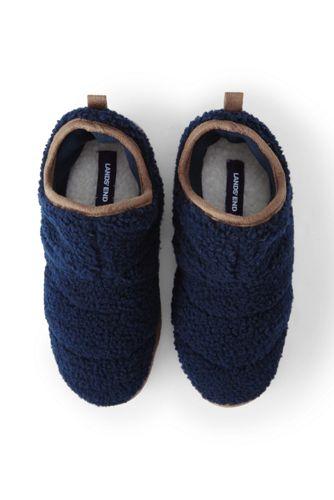 Women's Sherpa Fleece Bootie Slippers