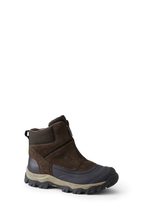 Men's Squall Zip Insulated Winter Snow Boots
