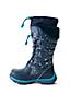 Girls' Snowflake Winter Boots