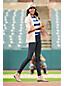 Veste en Coton Stretch, Femme Stature Standard