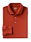 Men's Supima Polo Shirt, Box Texture