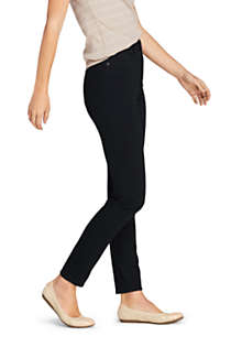 Women's High Rise Slim Straight Leg Ankle Jeans, Unknown